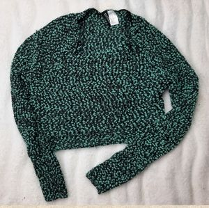 Crop sweater Divided casual wear